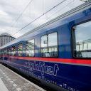 Nightjet Wenen op Amsterdam Centraal (foto: NS)