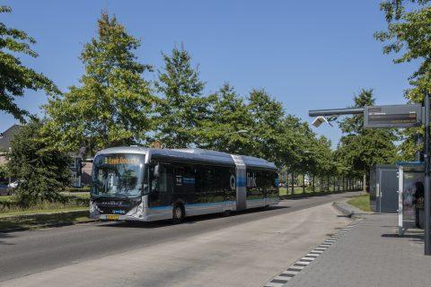 Bus Groningen Drenthe (foto: OV-bureau Groningen Drenthe)