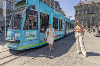 EURO 2020-tram GVB (foto: GVB)