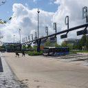 Busstation Leeuwarden (foto: provincie Fryslan)