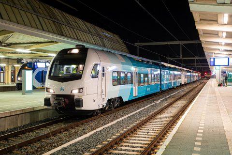 Arriva WINK-trein (foto: Arriva)