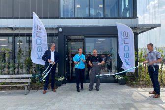 Opening nieuwe bedrijfspand Keolis Zwolle (foto: Keolis)