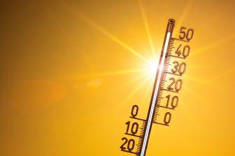 Zon en thermometer (foto: Xurzon/iStock)