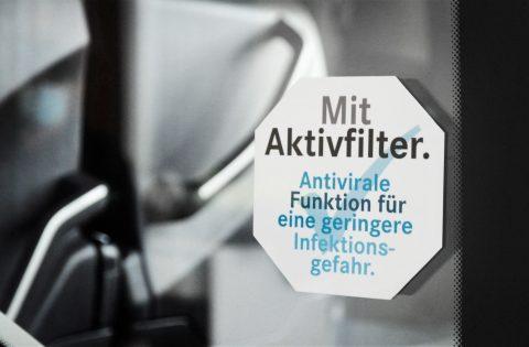 Luchtfilter Daimler (foto: Daimler)