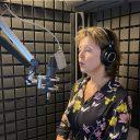 Karin van As, nieuwe omroepstem NS (foto: NS)