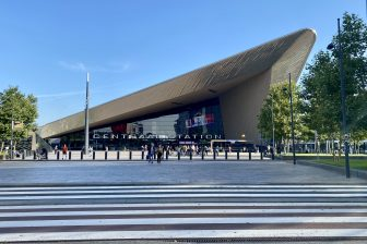 Stationsplein Rotterdam Centraal