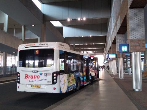 busstation Breda