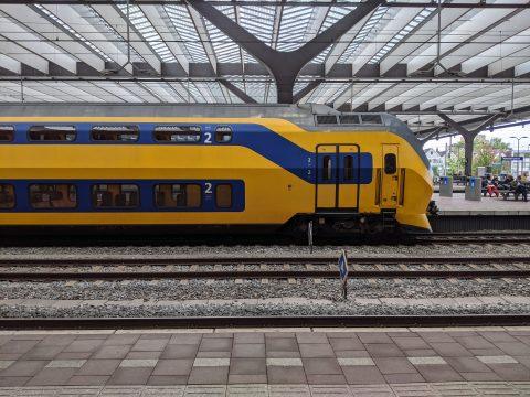 Intercity Rotterdam CS