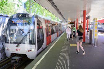 Metro Kralingse Zoom (foto: RET/Rick Keus)