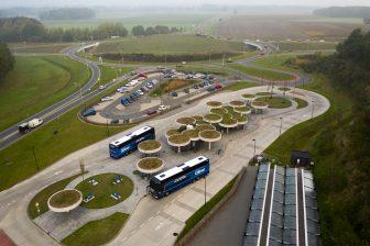 Hub in Gieten (foto: OV bureau GD)