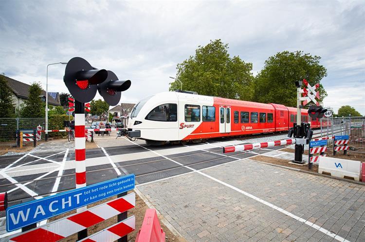 Arriva trein Gelderland (foto: provincie Gelderland)